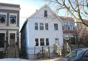 1838 Marshfield Avenue, Chicago, Illinois 60622, 6 Bedrooms Bedrooms, 12 Rooms Rooms,Two To Four Units,For Sale,Marshfield,10587152